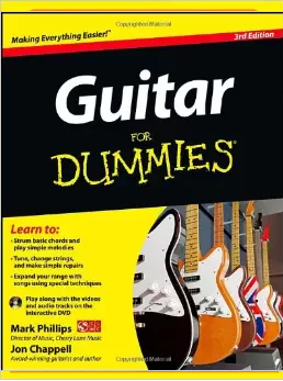 Guitar For Dummies with DVD